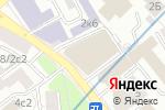 Схема проезда до компании Совфрахт-ТяжАвто в Москве