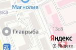 Схема проезда до компании Автотепло в Москве