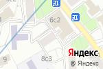 Схема проезда до компании Доминанта в Москве