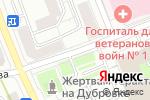 Схема проезда до компании Sun School в Москве