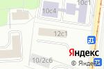 Схема проезда до компании ТИКО-Пластик в Москве