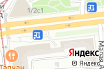 Схема проезда до компании Магазин цветов и игрушек в Москве