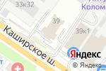 Схема проезда до компании Московский Центр Боевых Искусств в Москве