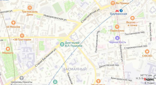 Бизнес-центр «Басманов» - превью 2