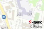 Схема проезда до компании Специальная (коррекционная) общеобразовательная школа-интернат №28 V вида для детей с нарушением речи в Москве