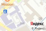 Схема проезда до компании МГСУ в Москве