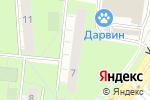 Схема проезда до компании Скон в Москве