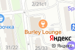 Схема проезда до компании Параллели Знаний в Москве