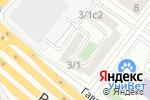 Схема проезда до компании Центральная Школа Обучения в Москве