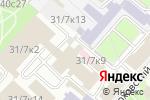Схема проезда до компании Сонар в Москве