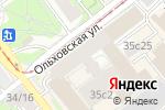 Схема проезда до компании Flowers, coffee? в Москве