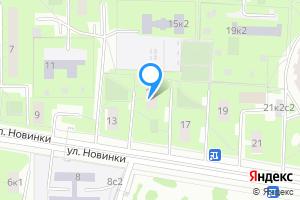 Снять комнату в Москве ул. Новинки, 15