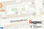 Схема проезда до компании АнТаР в Москве