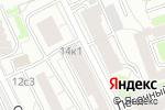 Схема проезда до компании Tourpay в Москве