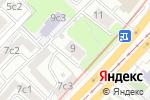 Схема проезда до компании Mary T в Москве