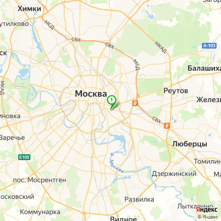 Знакомство В Москве Карта