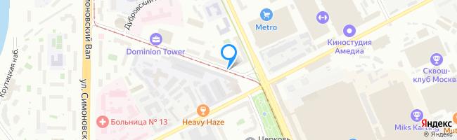 Шарикоподшипниковская улица