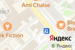 Схема проезда до компании РЖД в Москве