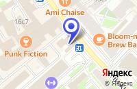 Схема проезда до компании ИНФОРМАЦИОННОЕ АГЕНТСТВО ВЕДА в Москве