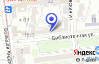 Схема проезда до компании ТЕЛЕКОМПАНИЯ ТАГАНКА ПРОДУКСЬОН в Москве