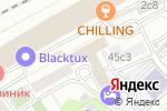 Схема проезда до компании Святогор-Тур в Москве