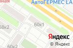 Схема проезда до компании СМП Банк в Москве