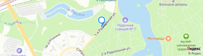 улица Радиальная 1-я