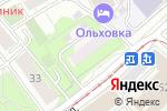 Схема проезда до компании Аптечный пункт №12 в Москве