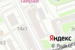 Схема проезда до компании Центр Финансово-Кредитных Услуг в Москве