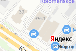 Схема проезда до компании АвтоСпецЦентр KIA в Москве