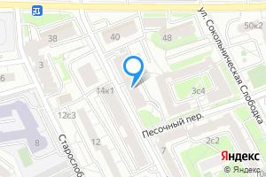 Комната в двухкомнатной квартире в Москве Маленковская ул., 9\u002F11