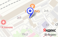 Схема проезда до компании ТРАНСПОРТНАЯ КОМПАНИЯ КОМПАНИЯ ПАРИТЕТ-М в Москве