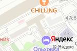 Схема проезда до компании Гудпартс в Москве