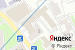 Схема проезда до компании Лантер в Москве