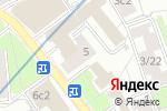 Схема проезда до компании Сетевая Академия в Москве