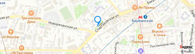 Елоховская площадь