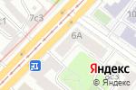 Схема проезда до компании Экс-Вита в Москве