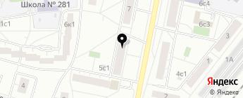 АВТО-ПАПА на карте Москвы