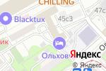 Схема проезда до компании Elka 4 free в Москве