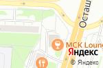 Схема проезда до компании Платежный терминал, ПИР Банк в Москве