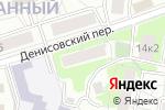 Схема проезда до компании Softilla в Москве