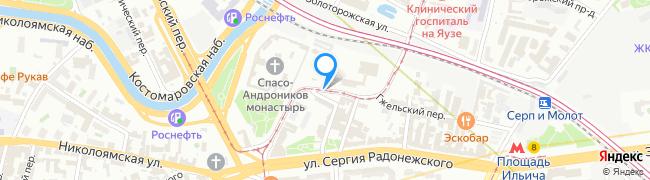 Андроньевский проезд