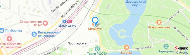 улица Тюрина