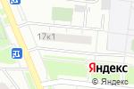 Схема проезда до компании StroyDos в Москве