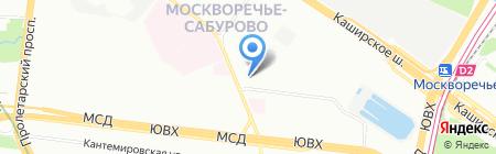 StroyDos на карте Москвы