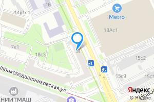 Комната в Москве 1-я Дубровская улица, 18