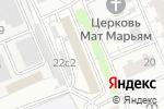 Схема проезда до компании IQ Банкет в Москве
