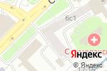Схема проезда до компании АКБ Ресурс-траст в Москве