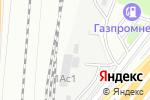 Схема проезда до компании ЛинаМоторс в Москве