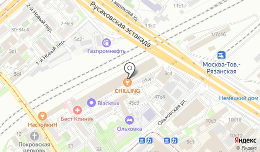Future Today. Схема проезда в Москве